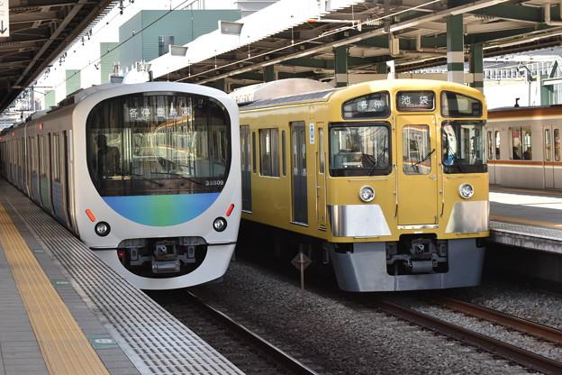 Photos: 池袋線 練馬駅