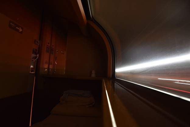 寝台列車 サンライズ