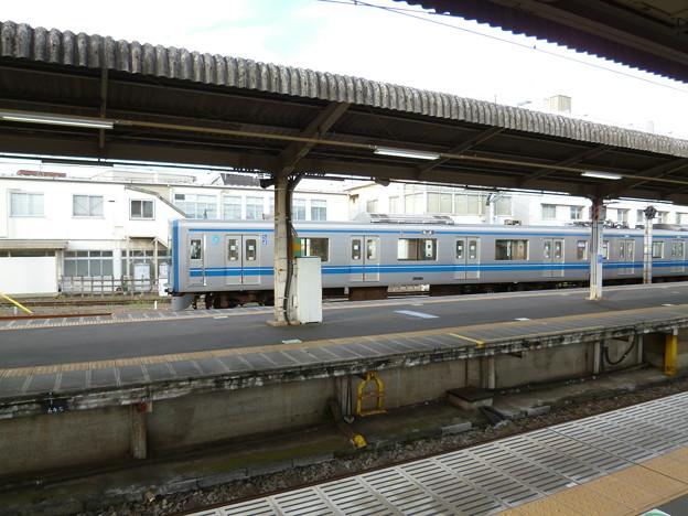 上石神井駅 島式