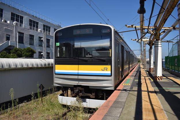 鶴見線 205系