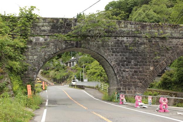 若宮井路鏡水路橋2