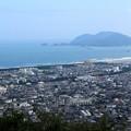 写真: 延岡市愛宕山から1