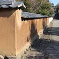 Photos: 土壁