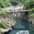 Photos: 渓谷に架かる橋