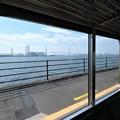 Photos: 海芝浦駅 車窓から