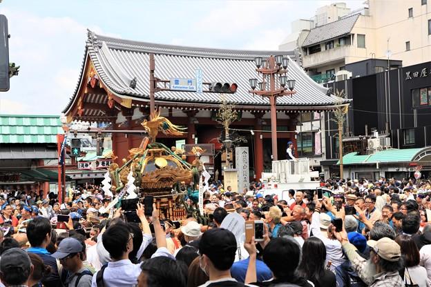 浅草三社祭り2019