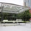 Photos: ガラスの茶室