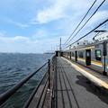 Photos: 海の上の駅