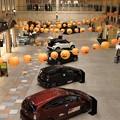 展示車ハロウィン