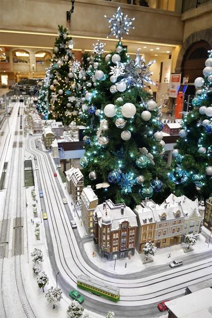 Photos: 鉄道ジオラマ