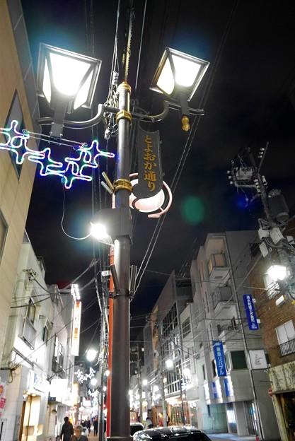 Photos: イブの駅前通り