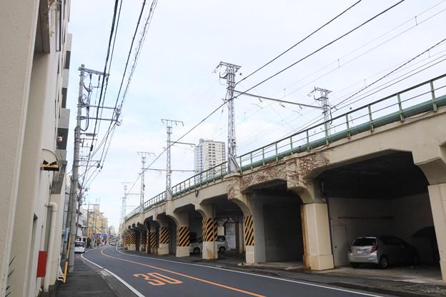 Photos: 街中の高架
