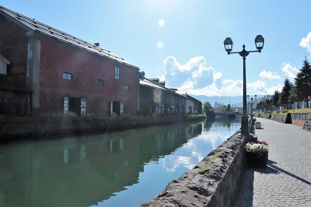 Photos: 小樽運河の朝