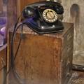駐在所の電話機