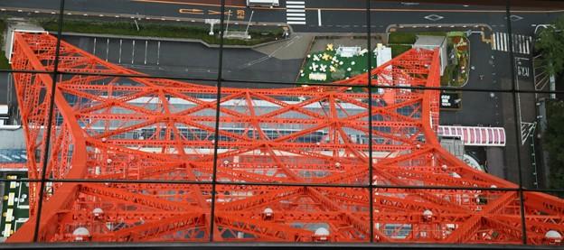 Photos: 真下の東京タワー