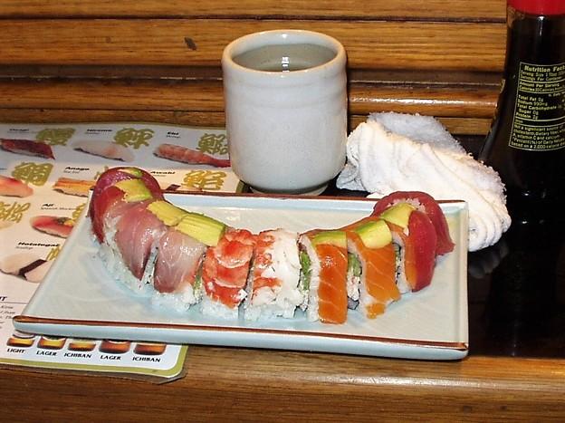 ワイキキ寿司ロール
