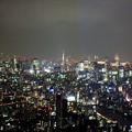 Photos: 東京タワーを臨む