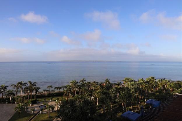 Photos: 朝の海