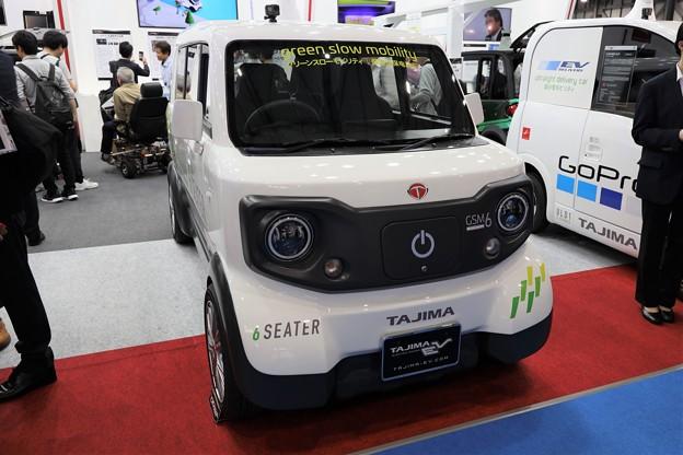 Photos: 水上車