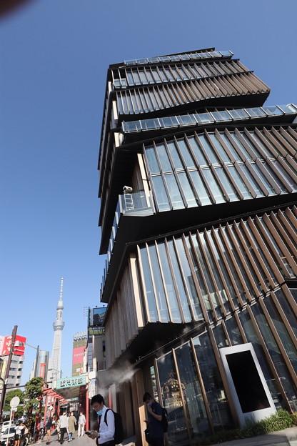 Photos: 浅草観光センター