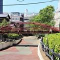 都内最古の鉄橋
