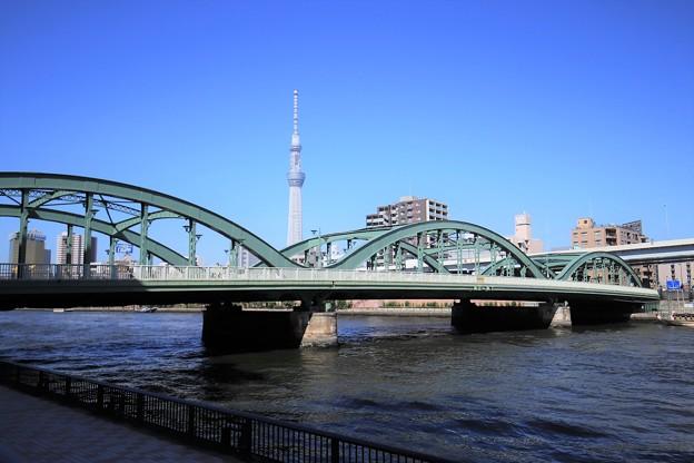Photos: 厩橋
