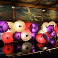 Photos: 和傘の花