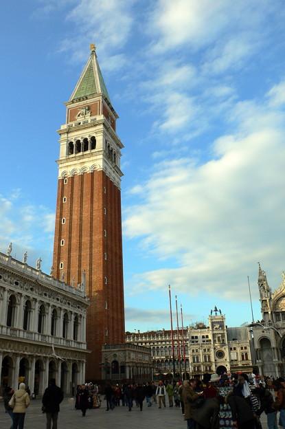 Photos: ベネチアの冬