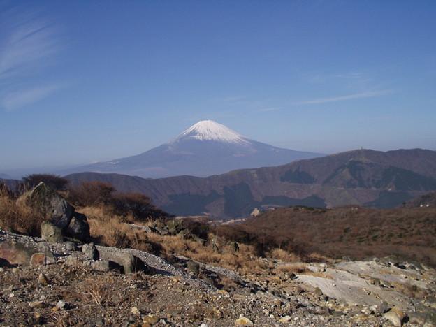 Photos: 箱根峠