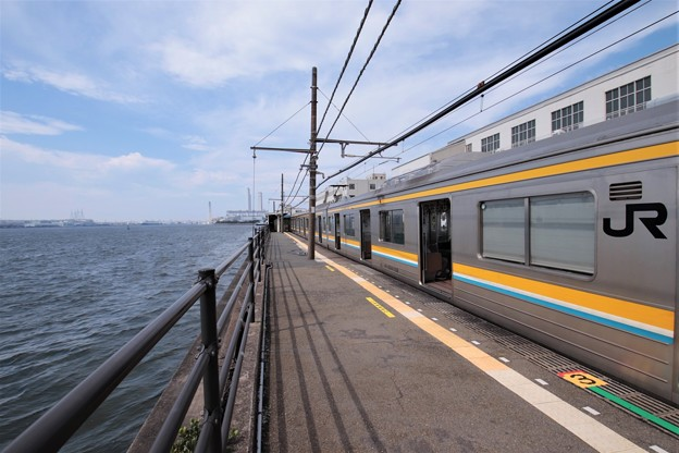 Photos: 海芝浦