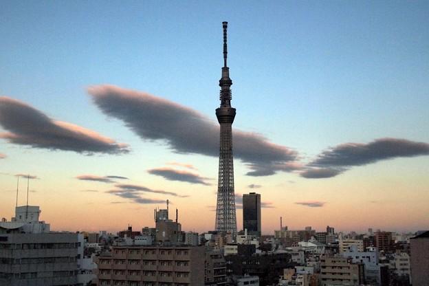 Photos: 冬雲