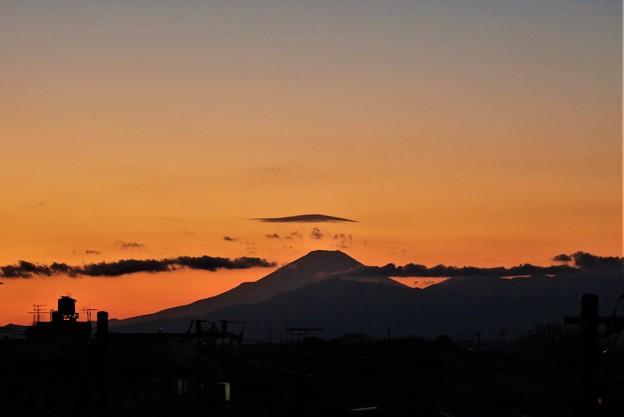 Photos: 日の入り