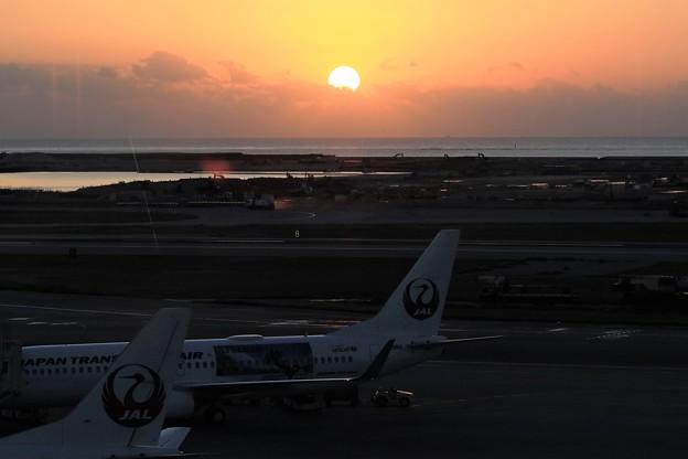 Photos: 那覇空港