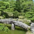 護国寺池泉回遊式庭園