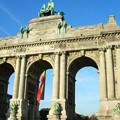 ブリュッセル 王立軍事博物館 凱旋門
