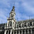 ブリュッセル グラン・プラス 市庁舎