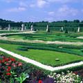 ヘレンハウゼン王宮庭園 フランス式庭園
