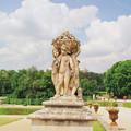 フランス ボールヴィコント城庭園