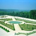 フランス ヴェルサイユ宮殿 ルノートルの花壇