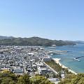 洲本の港町