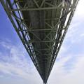 明石海峡大橋の橋桁