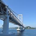 Photos: 大鳴門橋の構造