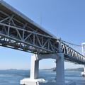 Photos: 鳴門海峡と渦潮