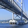 Photos: 大鳴門橋の橋脚