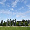 瀬戸内少年野球団像