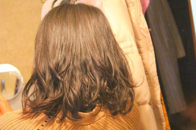リーゼ まとめ髪フォーム