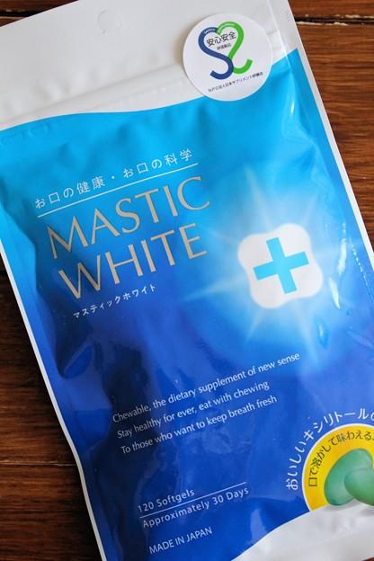マスティックホワイト