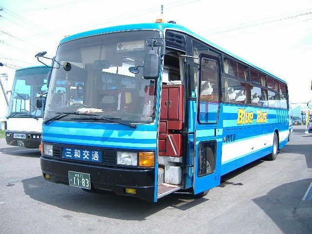 三和交通 札幌22か 1183