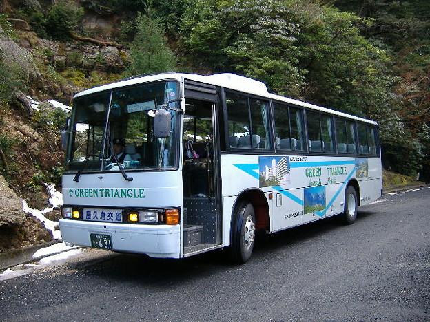 屋久島交通 鹿児島22き・631