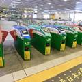 写真: JR東日本の新幹線がずらり